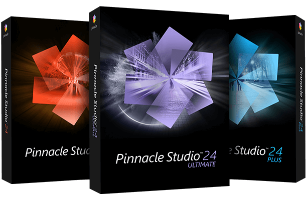 Pinnacle Studio Ultimate Crack 24.1.0.260